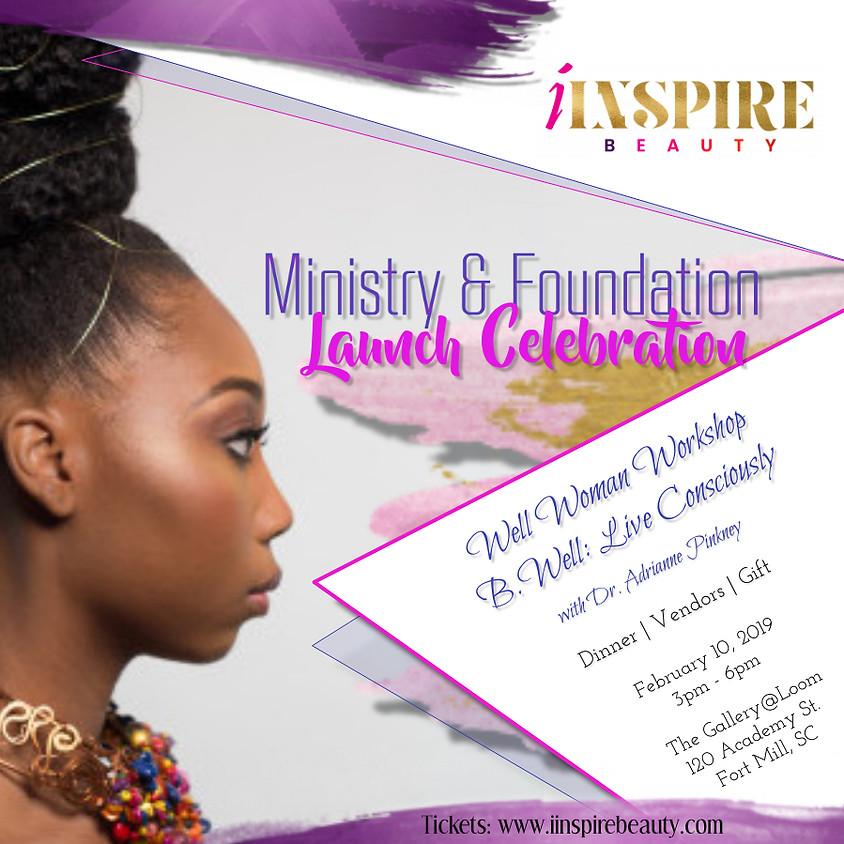 I Inspire Beauty Launch Celebration