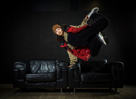 How to Shoot Breakdancing with Hasselblad Cameras