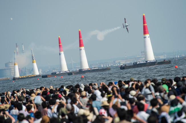 Red Bull Air Race, Chiba
