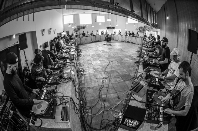 44 DJ at Red Bull 3Style