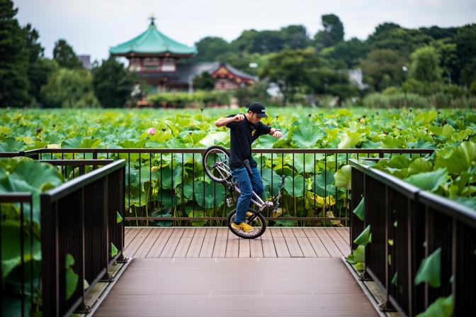 Tsutomu Kitayama BMX