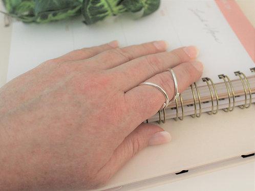 Alignment Versasplint™ Lateral Deviation Silver Ring Splint