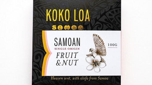 Koko Loa Fruit and Nut in Milk Chocolate