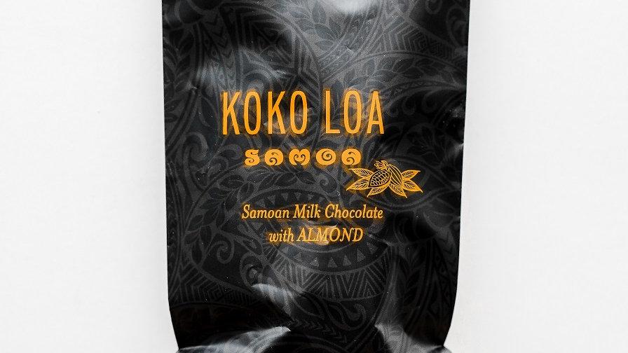 Koko Loa Almond 10 X 100g