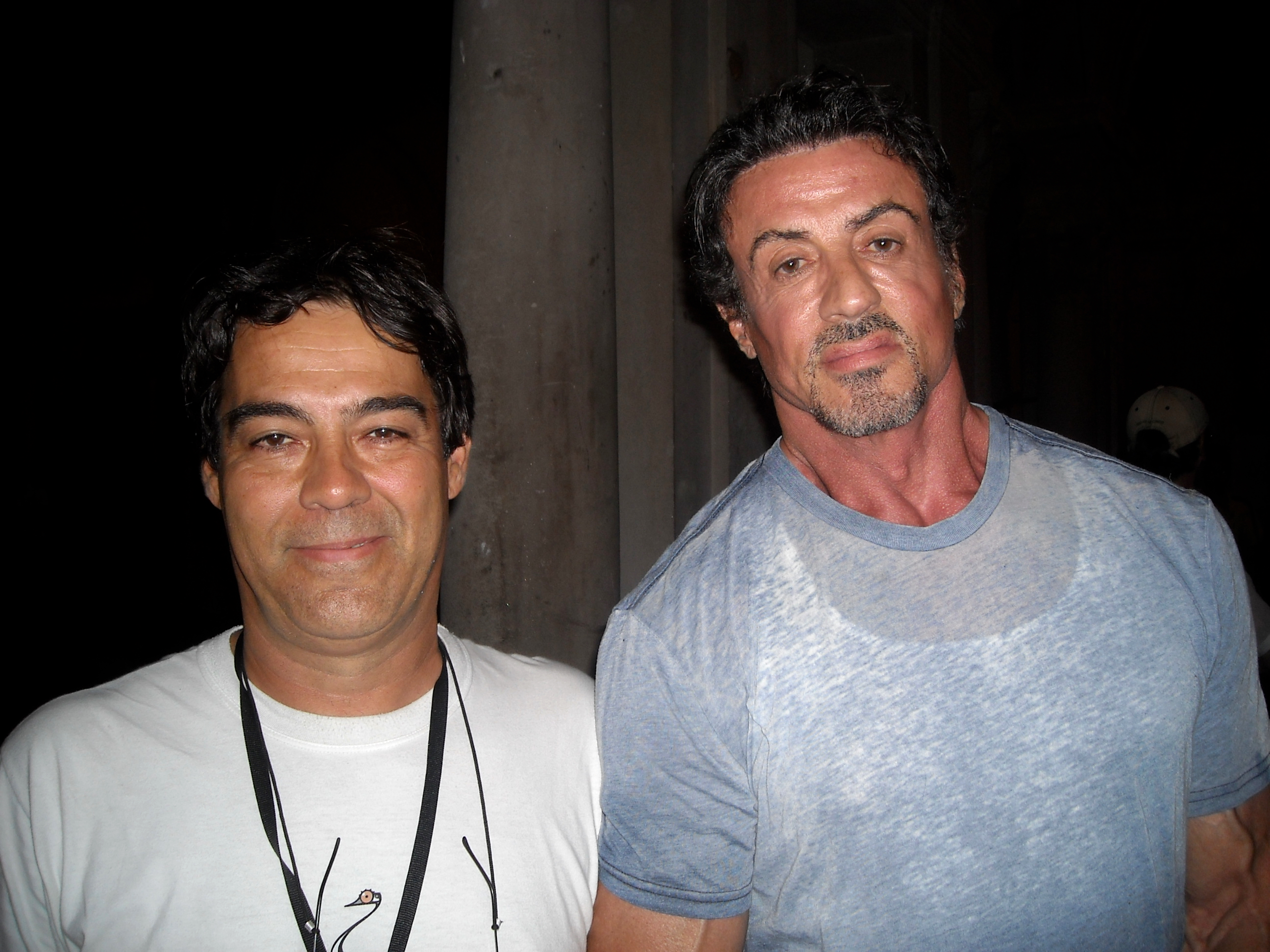 Sylvester Stallone - The Expendables