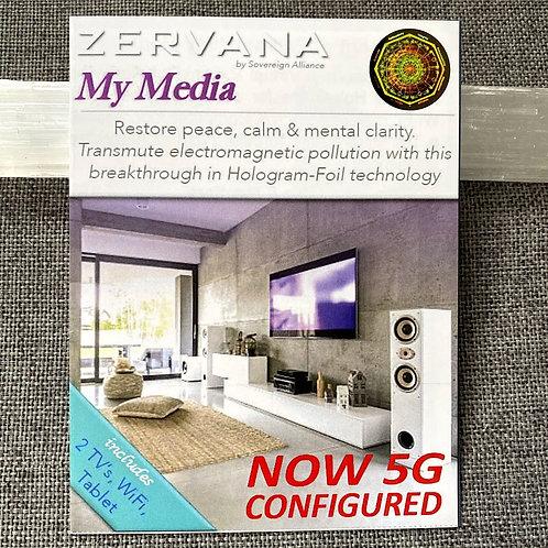 ZERVANA | MY MEDIA