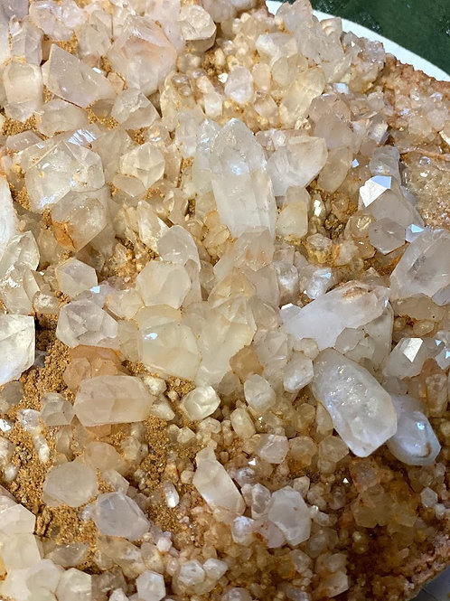 Large Quartz Cluster Plate