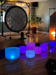 Crystal bowls Advanced Training