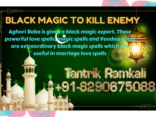 Black Magic For Kill Enemy