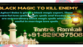 Powerful black magic death spells to kill enemy