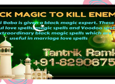 Powerful black magic death spells to kill enemy