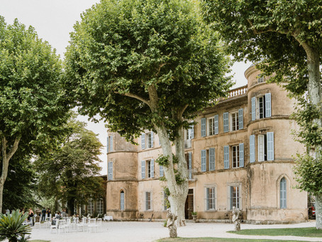 Chateau Wedding in Provence