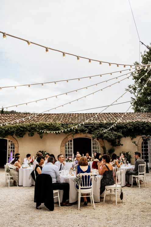 wedding in french provence