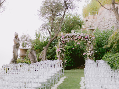 Magical Chèvre d'Or Wedding