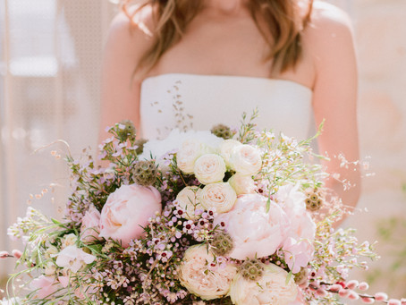 A Guide to Choosing Your Bridal Bouquet
