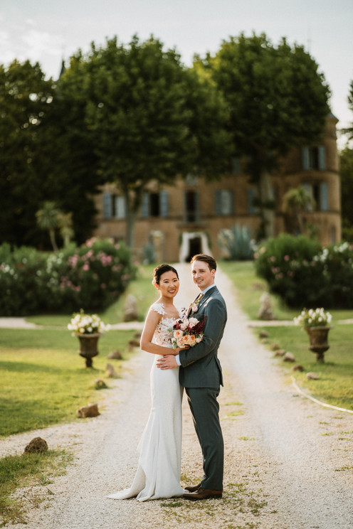 chateau robernier wedding
