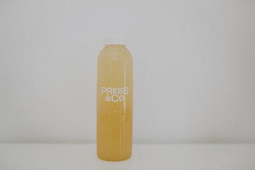 Ginger Probiotic Lemonade