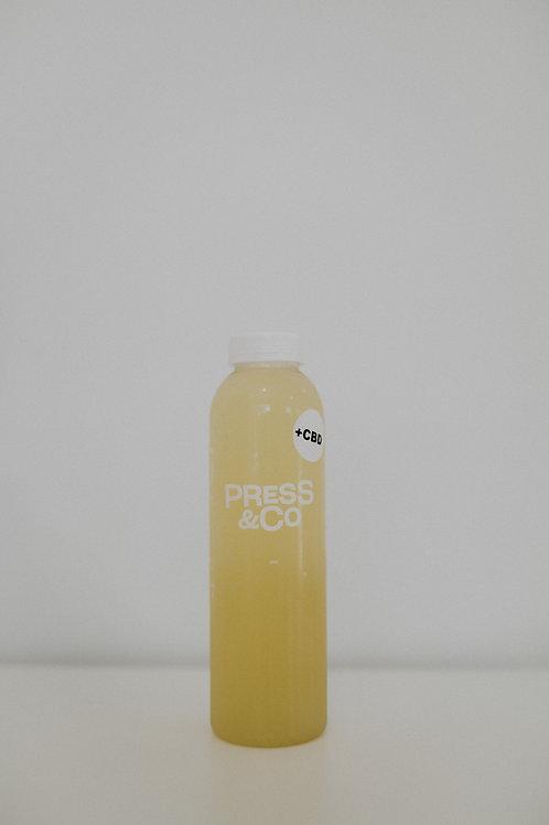 Tangerine CBD Lemonade