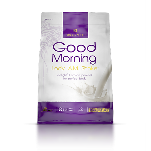 Queen Fit GOOD MORNING LADY AM PROTEIN SHAKE™ 720G