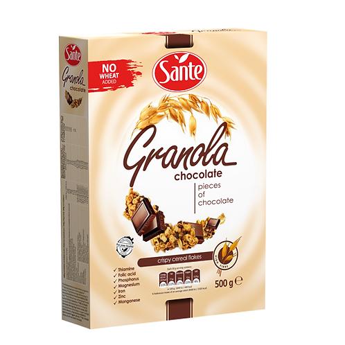 Sante CHOCOLATE GRANOLA  350g / 500g / 50g