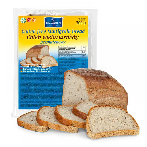 Gluten free Multigrain bread