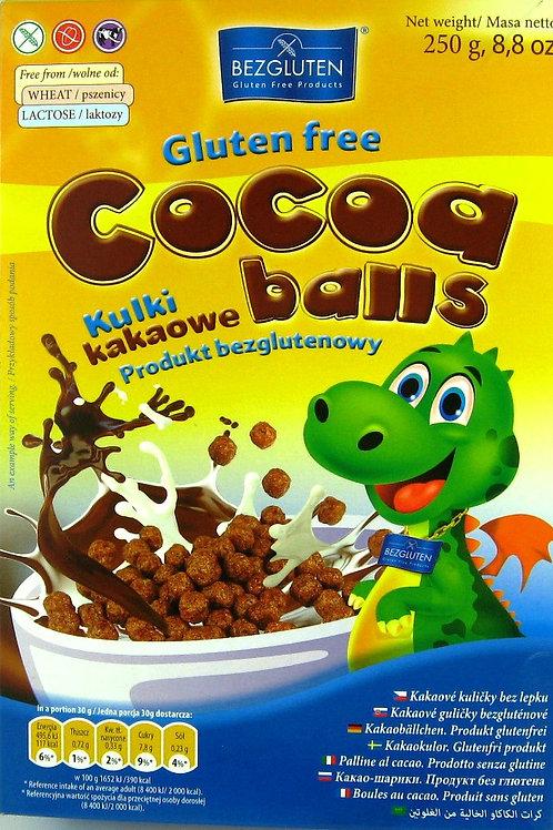 Gluten-free Cocoa balls