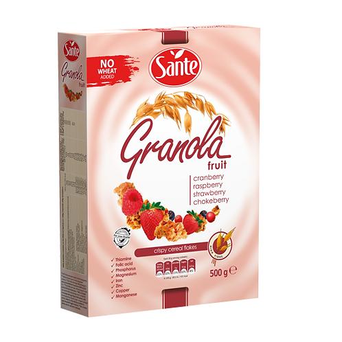 Sante FRUIT GRANOLA  350g / 500g / 50g