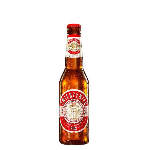 ZWIERZYNIEC PILS Limited Edition beer