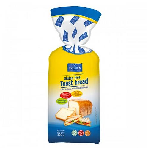 Gluten free Toast bread.