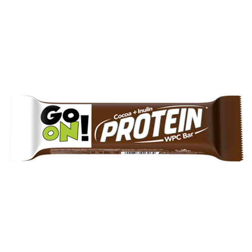 GO ON! PROTEIN BAR WITH COCOA 50G