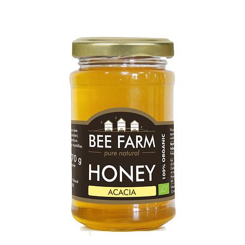 Bee Farm Bio/Organic Acacia Honey 250/370g
