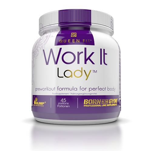 Queen Fit WORK IT LADY™ 337.5G
