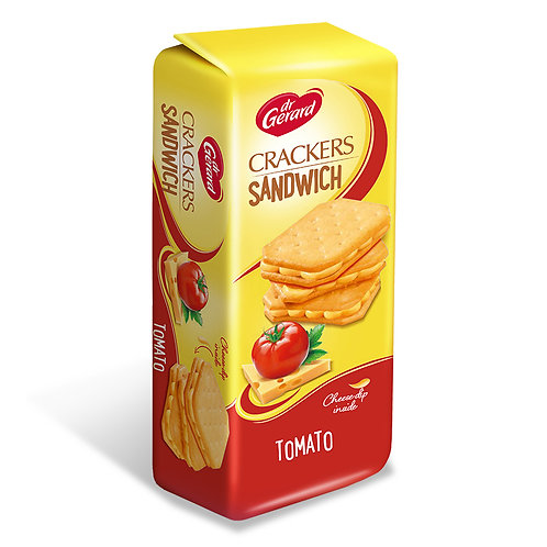 Dr Gerard Crackers Sandwich Tomato