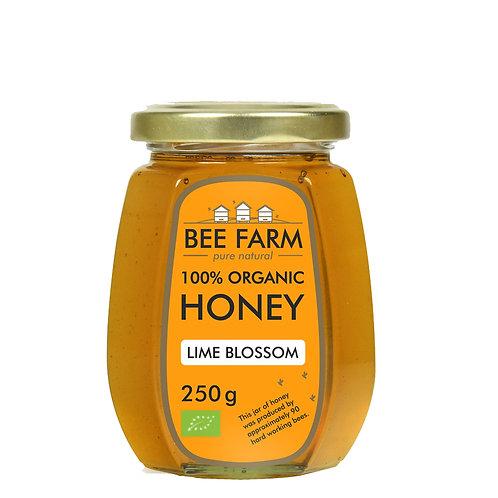 Bee Farm Bio/Organic Lime Blossom Honey 250/370g