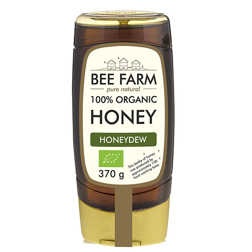 Bee Farm Bio/Organic Honeydew Honey 250/370g