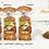 Thumbnail: BIO Spelt Cookies 120g0