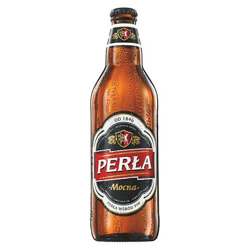Perla Mocna Beer