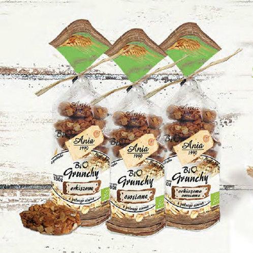 BIO Crunchy Cookies 180g