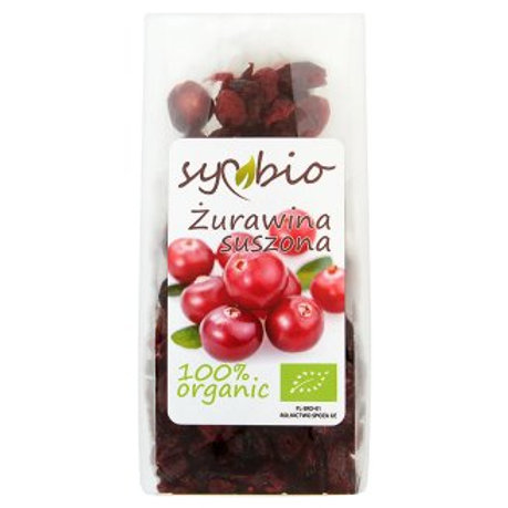 Symbio ORGANIC DRIED FRUIT AND NUTS 100/150G