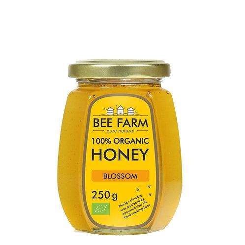 Bee Farm Bio/Organic Blossom Honey 250/370g