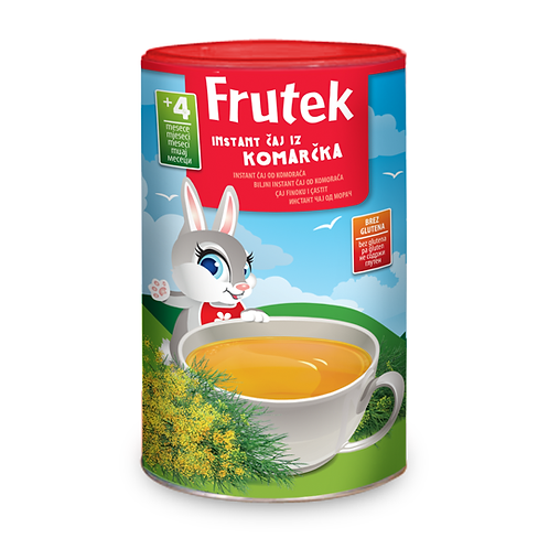 Frutek INSTANT TEA FENNEL