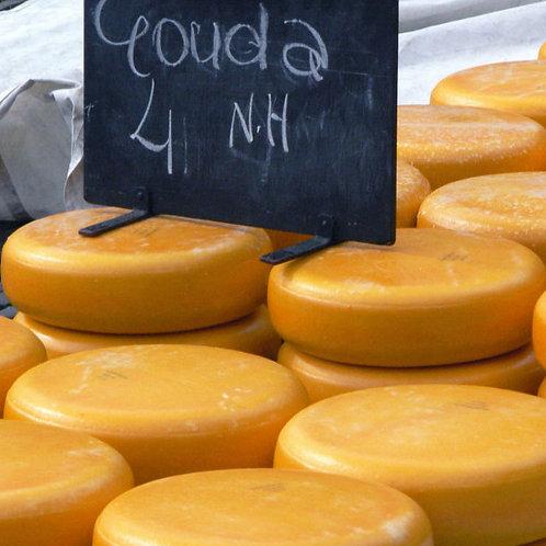 Grand Gouda Cheese 8kg/2kg/190g
