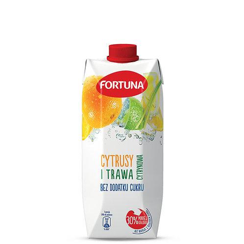 FORTUNA Citrus Lemon Grass Drink