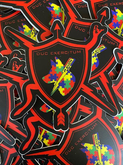 K9 Heroes Sticker
