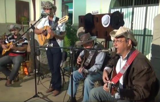 I Encontro de violeiros de Alegre - ES - Casa da Cultura(3)