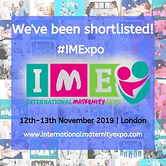 Instagram IME - We've been Shortlisted.p