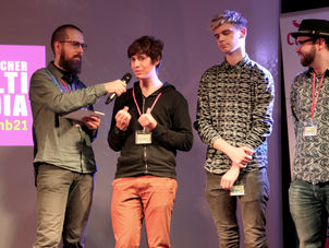 """""""Filmphilosophie"""" gewinnt den Hauptpreis in der Kategorie Animation beim Multimediafestiva"""