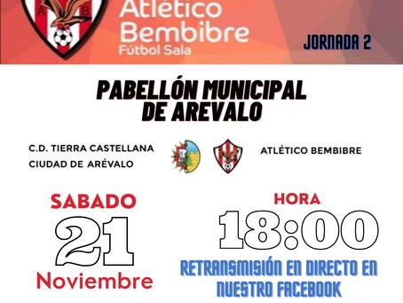 Visita a C.D. Tierra Castellana Ciudad de Arévalo