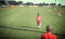 Practice at Ajax