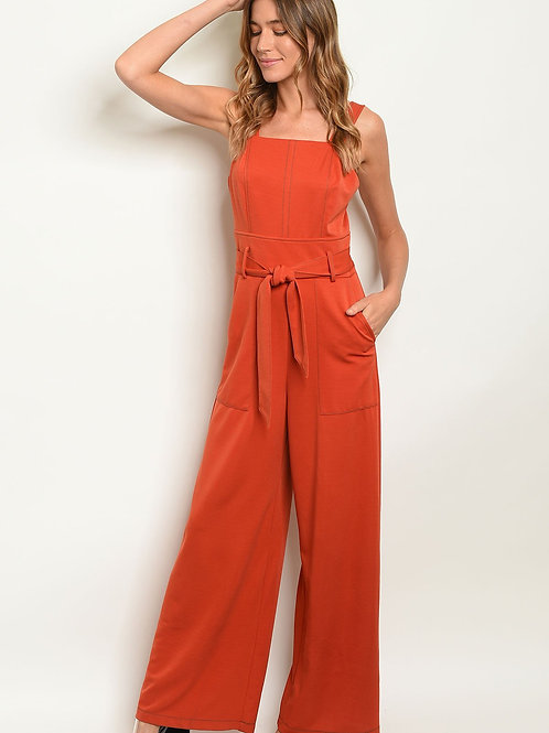 Womens Earth Jumpsuit